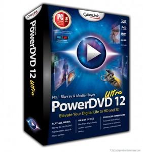 Cyberlink powerdvd 12 ultra