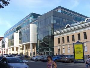 """Новый бизнес-центр """"Европа"""" в Екатеринбурге"""