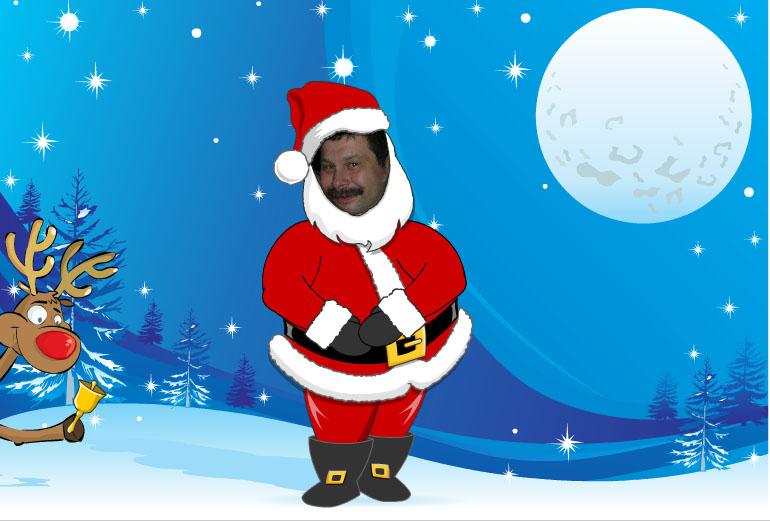 Поздравление с Новым Годом и Рождеством от Дмитрия Мацкевича